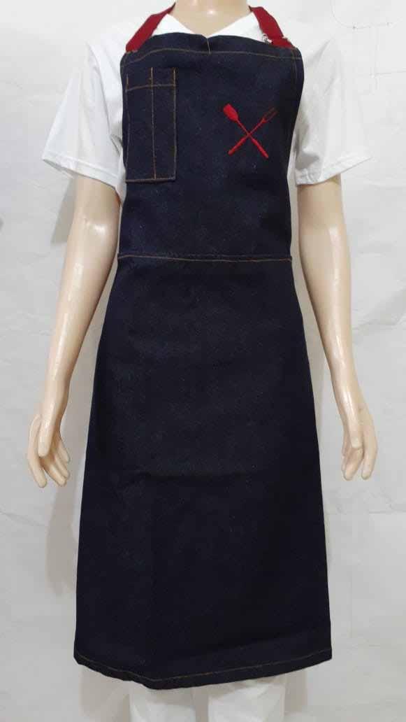 Avental para uniforme