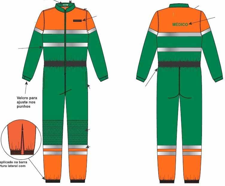 Conjunto uniforme brim