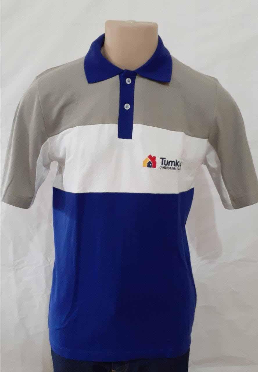 Camisa polo uniforme
