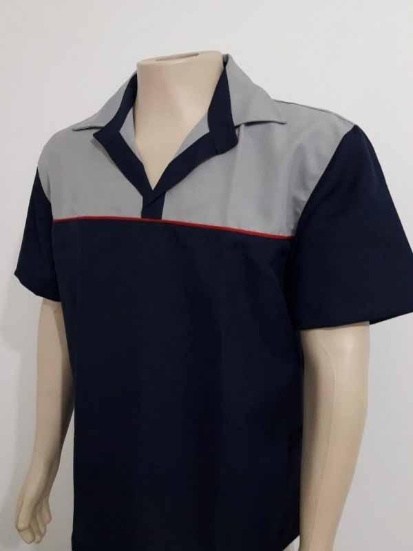 Confecção de camisas para uniforme