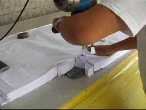 Fabrica de uniformes em brim