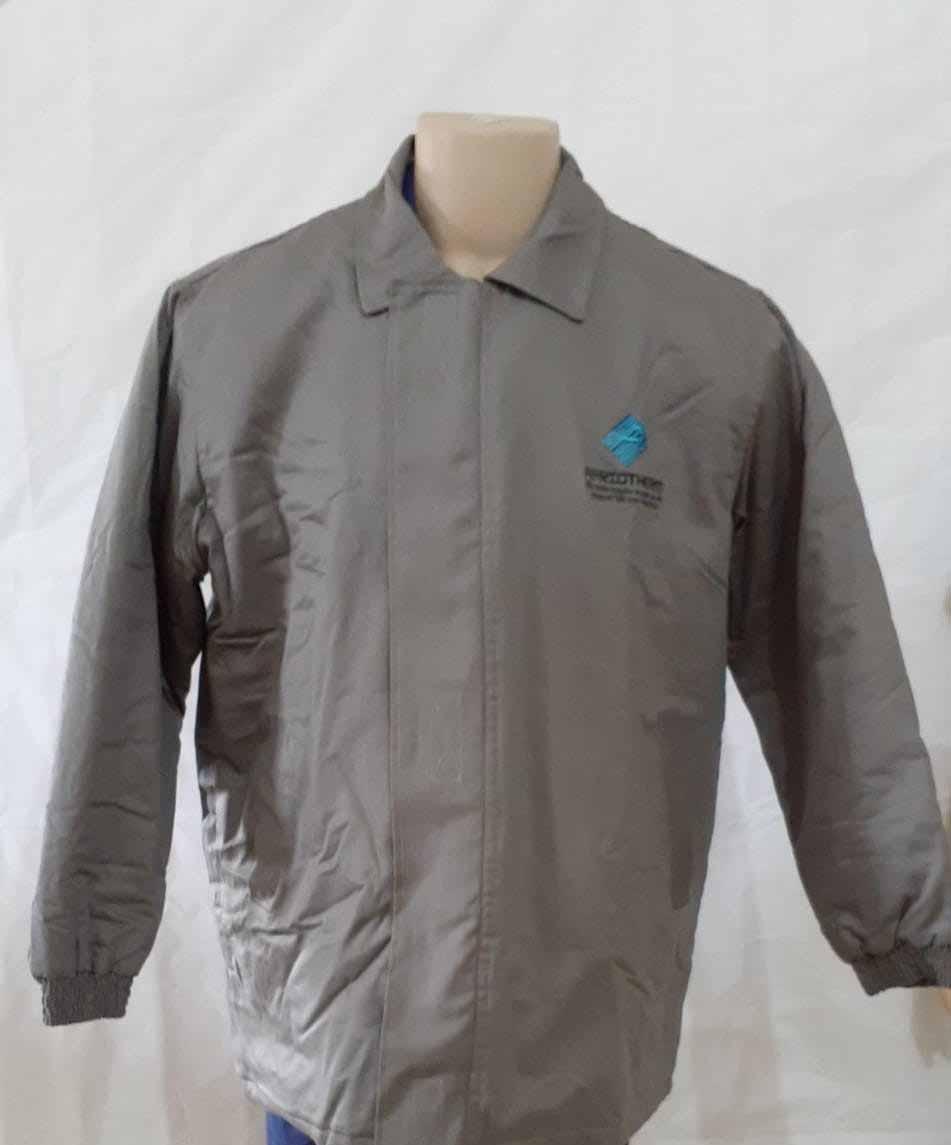 Jaqueta brim uniforme