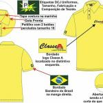 Camiseta polo uniforme sp
